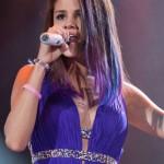 Selena Gomez's Ombre Hair Style
