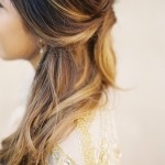 Ombre Hair For Brides