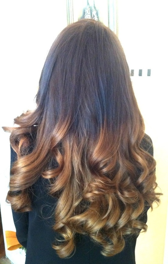 Ombre Hair Pinterest