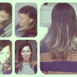 Trick Ombre Hair on Short Hair