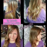 ombre hair creation by janeth