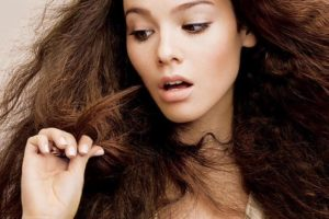 how to get rid of split ends without cutting